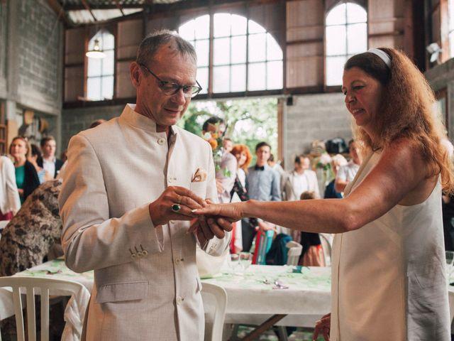 Le mariage de Sylvain et Catherine à Gruffy, Haute-Savoie 17