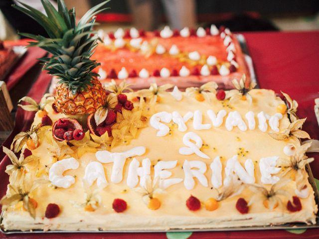 Le mariage de Sylvain et Catherine à Gruffy, Haute-Savoie 18