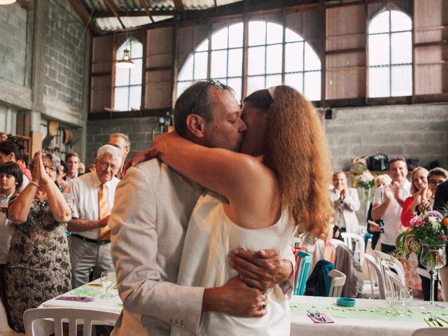 Le mariage de Sylvain et Catherine à Gruffy, Haute-Savoie 23