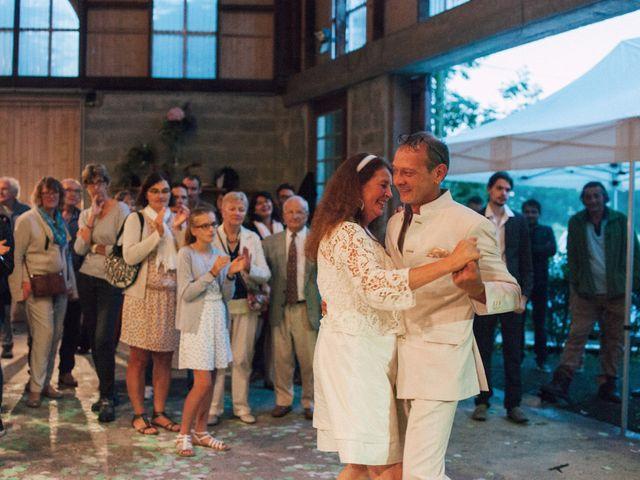 Le mariage de Sylvain et Catherine à Gruffy, Haute-Savoie 26