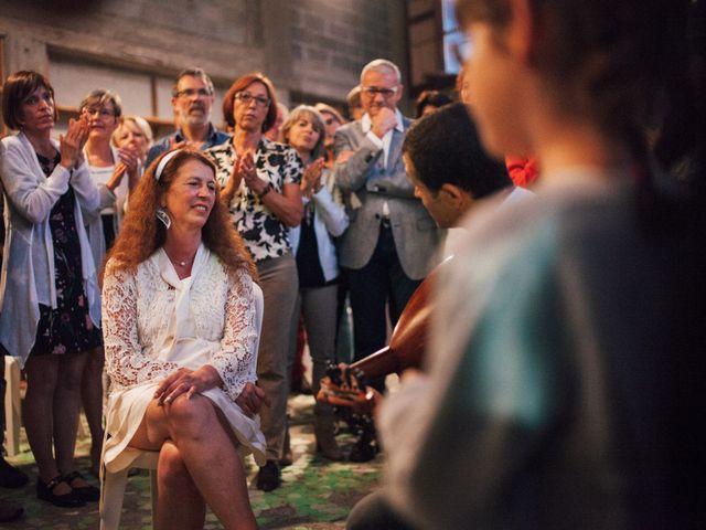 Le mariage de Sylvain et Catherine à Gruffy, Haute-Savoie 27