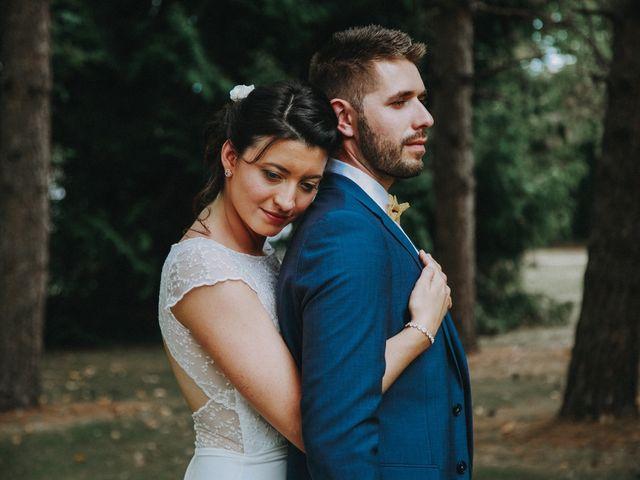 Le mariage de Cindy et Aymeric