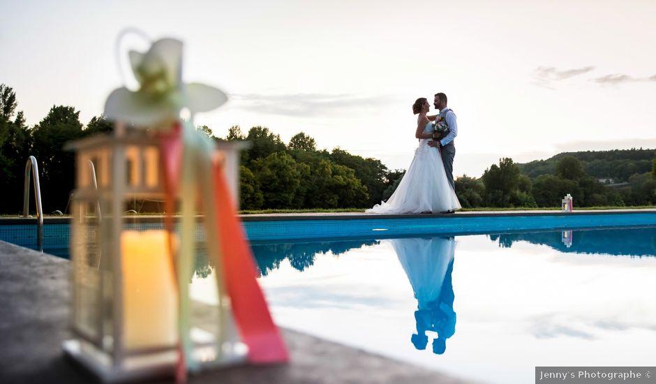 Le mariage de Julien et Emilie à Albi, Tarn