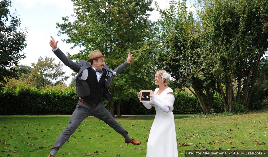 Le mariage de Samuel et Aurélie à Yvetot, Seine-Maritime