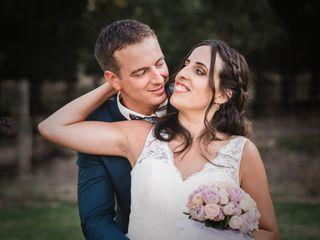 Le mariage de Mélanie et David
