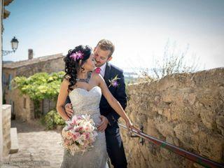 Le mariage de Gabrielle et Cyprien 1