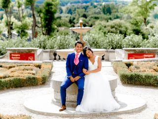 Le mariage de Priscilla et Hervé