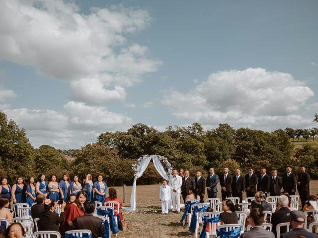 Le mariage de Anthony et Hélène à Tiffauges, Vendée 19