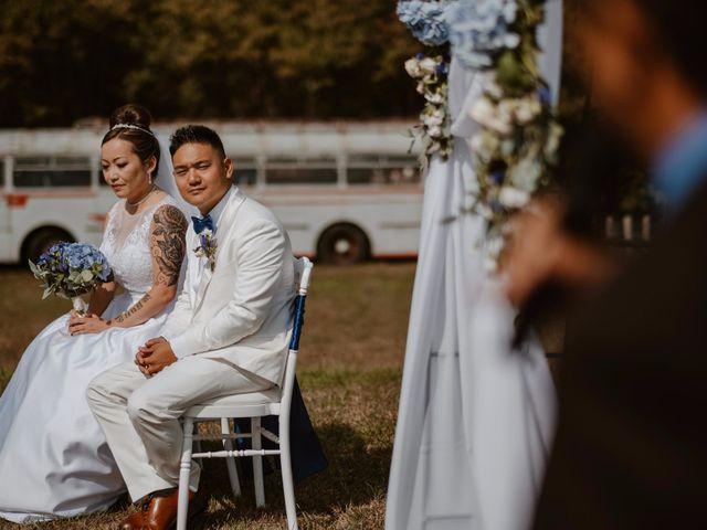 Le mariage de Anthony et Hélène à Tiffauges, Vendée 22