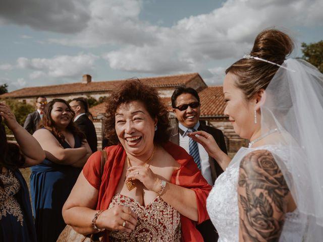 Le mariage de Anthony et Hélène à Tiffauges, Vendée 35