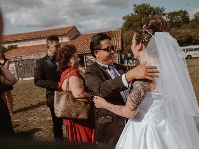 Le mariage de Anthony et Hélène à Tiffauges, Vendée 36
