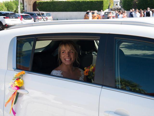 Le mariage de Florentin et Emilie à Urcuit, Pyrénées-Atlantiques 20
