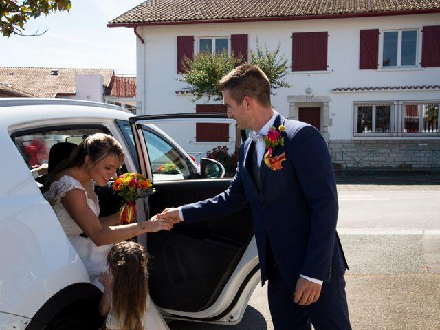 Le mariage de Florentin et Emilie à Urcuit, Pyrénées-Atlantiques 21