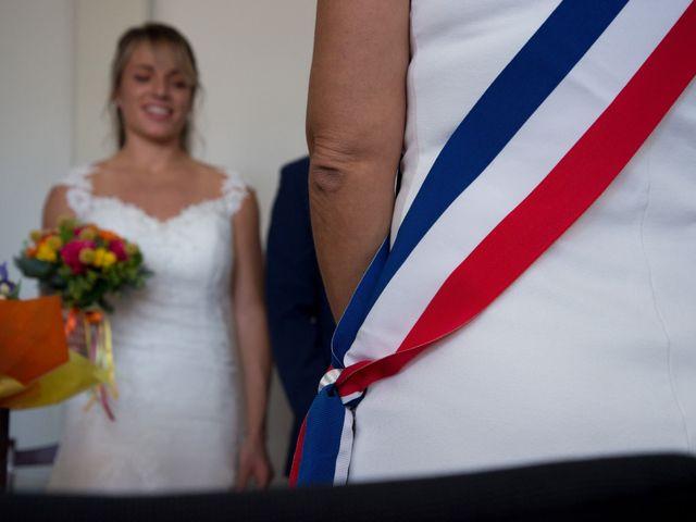 Le mariage de Florentin et Emilie à Urcuit, Pyrénées-Atlantiques 23