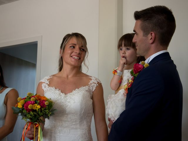 Le mariage de Florentin et Emilie à Urcuit, Pyrénées-Atlantiques 24