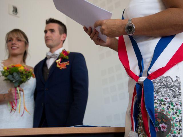 Le mariage de Florentin et Emilie à Urcuit, Pyrénées-Atlantiques 28