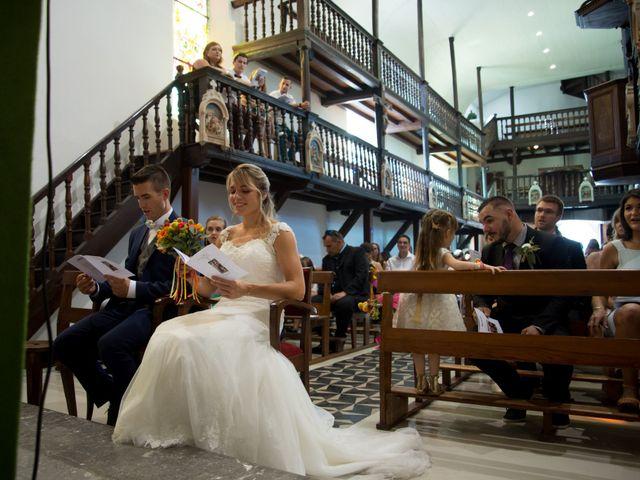 Le mariage de Florentin et Emilie à Urcuit, Pyrénées-Atlantiques 36