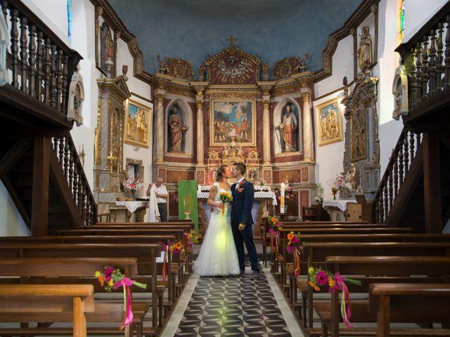 Le mariage de Florentin et Emilie à Urcuit, Pyrénées-Atlantiques 43