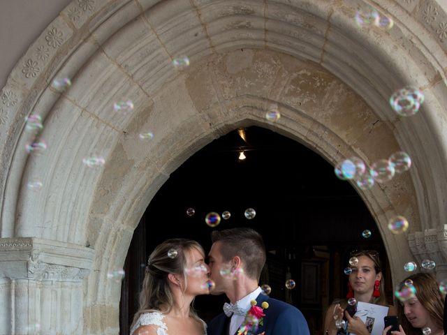 Le mariage de Florentin et Emilie à Urcuit, Pyrénées-Atlantiques 44