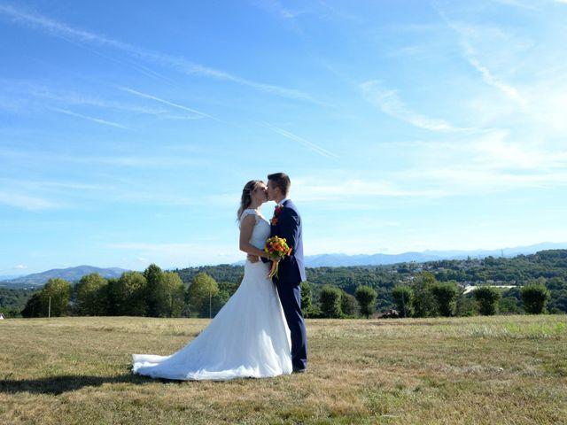 Le mariage de Florentin et Emilie à Urcuit, Pyrénées-Atlantiques 45