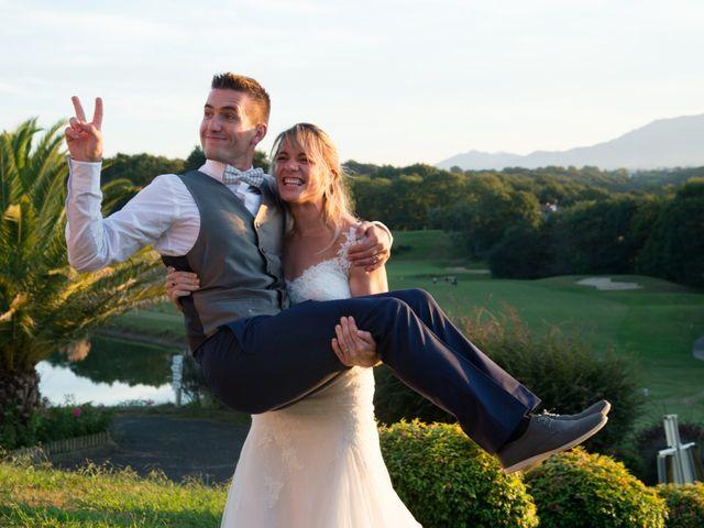 Le mariage de Florentin et Emilie à Urcuit, Pyrénées-Atlantiques 57