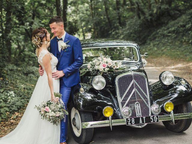 Le mariage de Emilie  et Marvyn