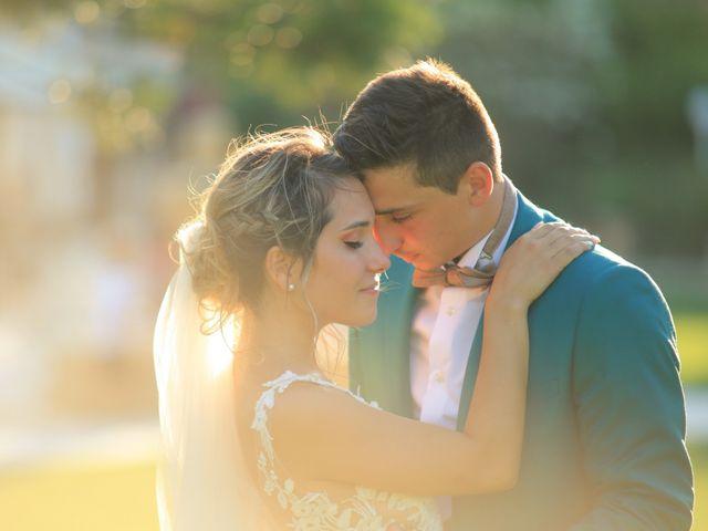 Le mariage de Amandine et Jerremy