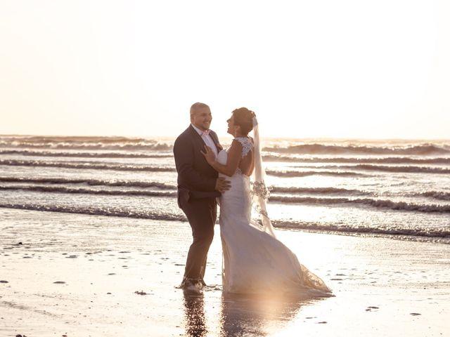 Le mariage de Sabrina et Vincent