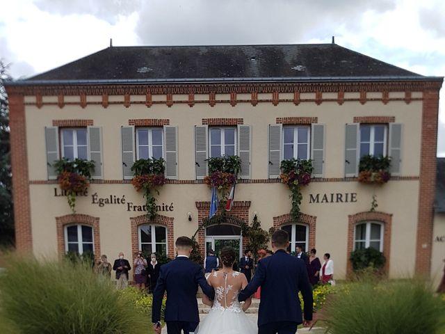 Le mariage de Kévin et Sabrina à La Bussière, Loiret 3