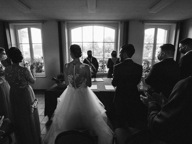 Le mariage de Kévin et Sabrina à La Bussière, Loiret 4