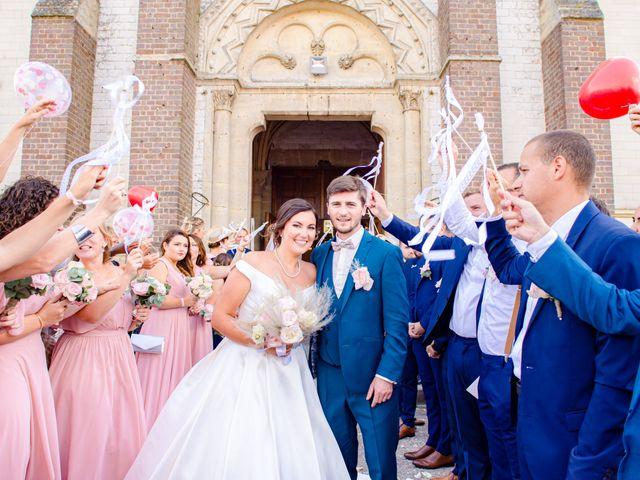 Le mariage de Charlène et Thibault