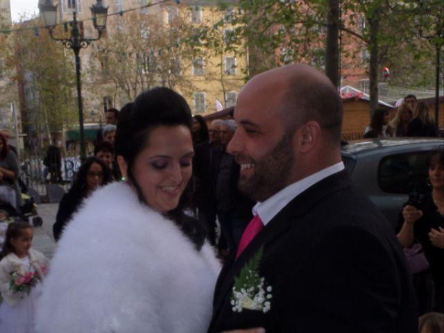 Le mariage de Aurélie  et Julien  à Bastia, Corse 6