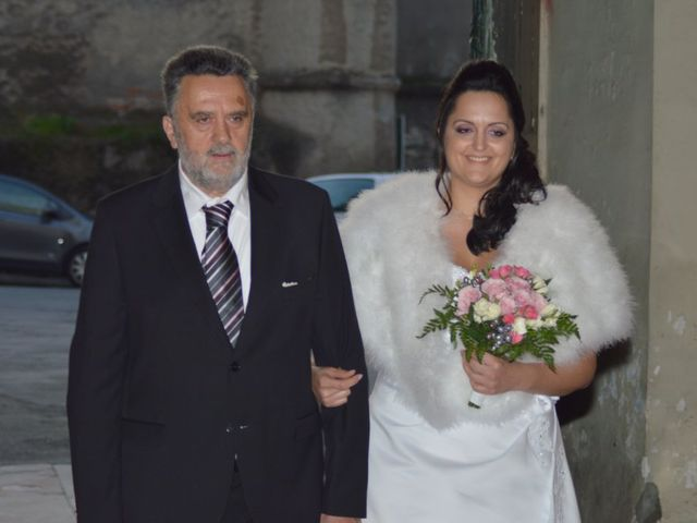 Le mariage de Aurélie  et Julien  à Bastia, Corse 11