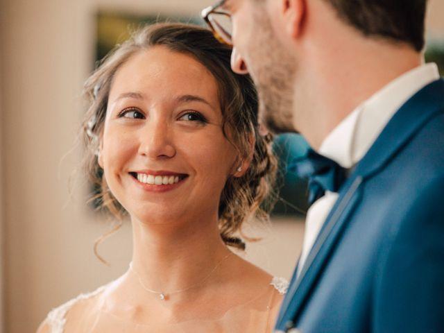 Le mariage de Thibault et Kim Loan à Claix, Isère 2