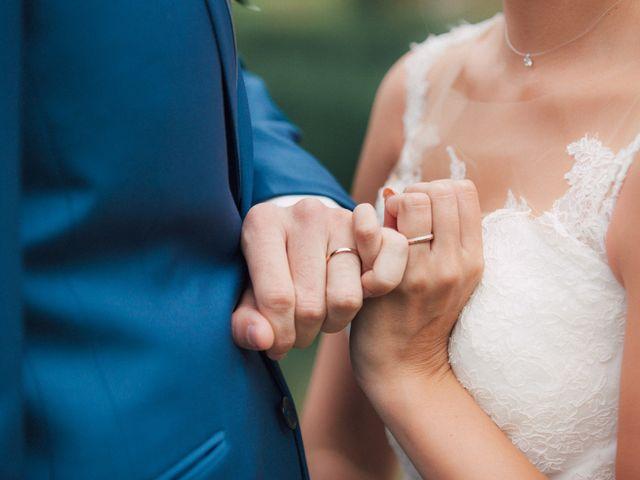 Le mariage de Thibault et Kim Loan à Claix, Isère 8