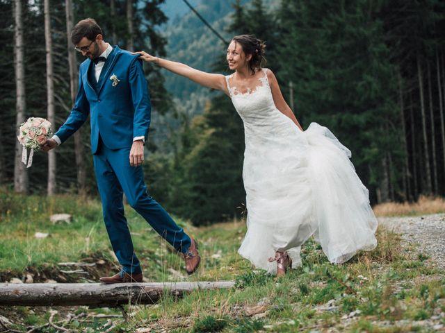 Le mariage de Thibault et Kim Loan à Claix, Isère 17