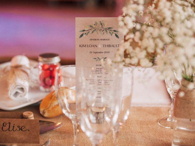 Le mariage de Thibault et Kim Loan à Claix, Isère 19