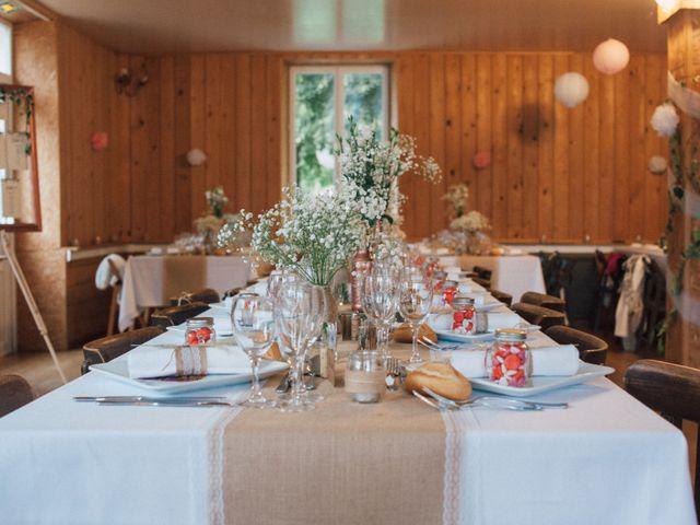 Le mariage de Thibault et Kim Loan à Claix, Isère 21
