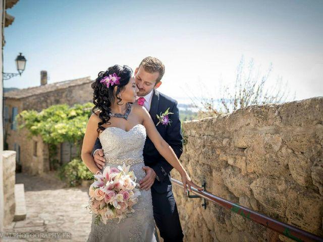 Le mariage de Gabrielle et Cyprien