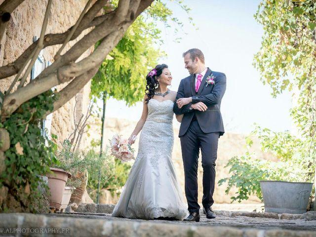 Le mariage de Cyprien et Gabrielle à Entressen, Bouches-du-Rhône 2