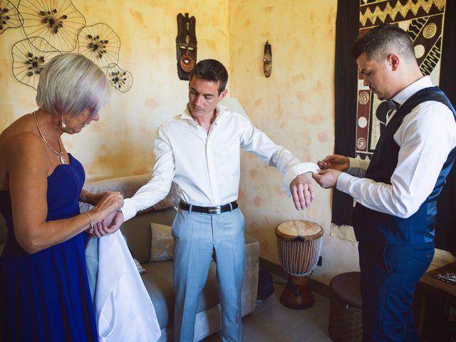 Le mariage de Romain et Barbara à Flée, Sarthe 10