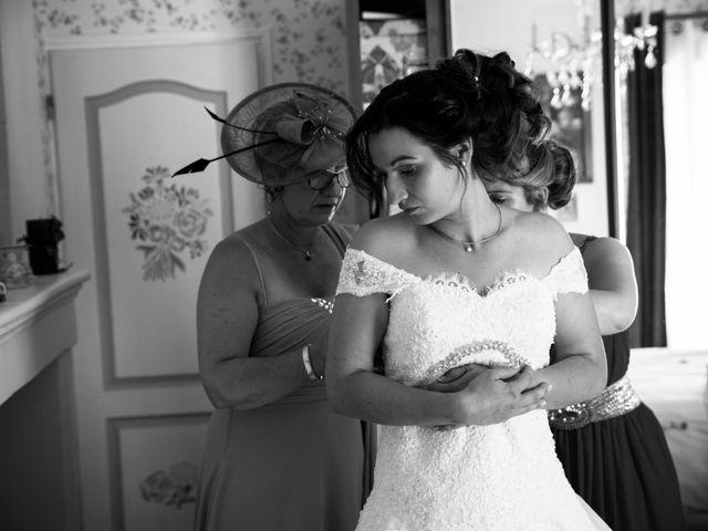 Le mariage de Romain et Barbara à Flée, Sarthe 15