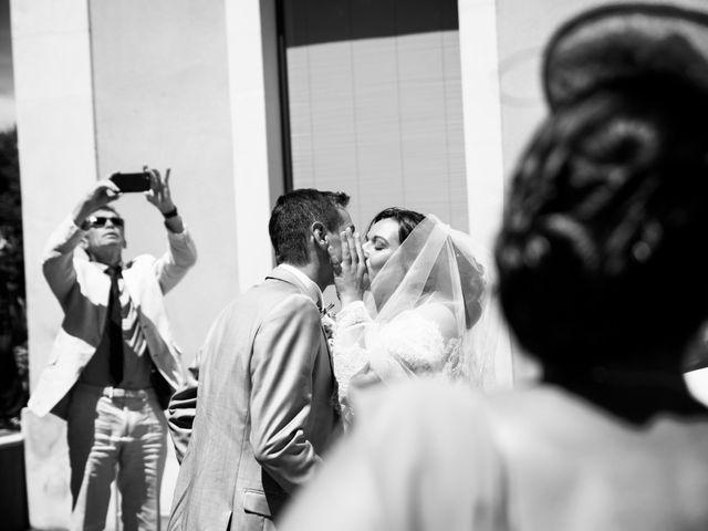 Le mariage de Romain et Barbara à Flée, Sarthe 17