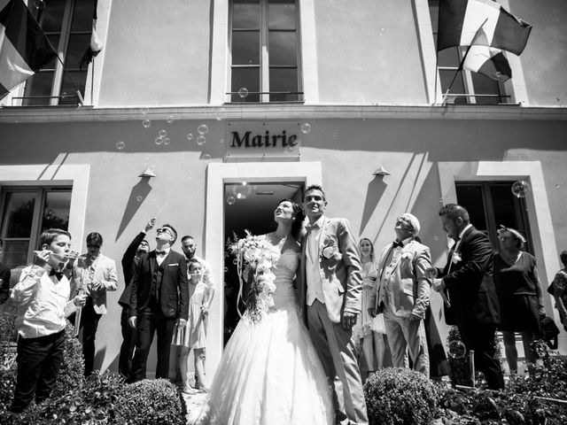 Le mariage de Romain et Barbara à Flée, Sarthe 19