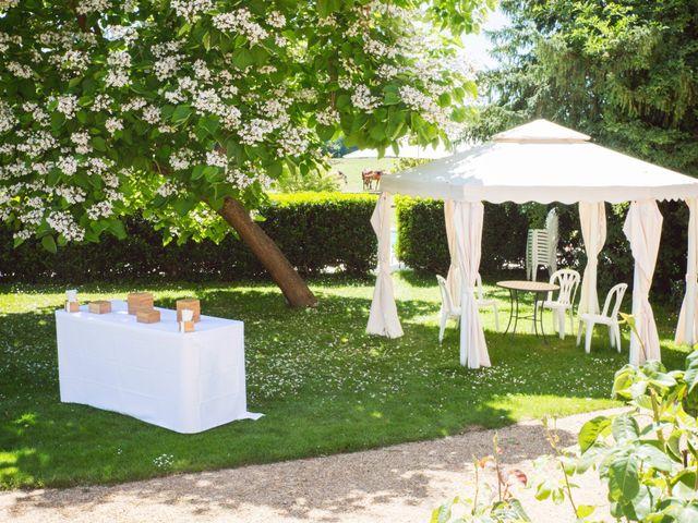 Le mariage de Romain et Barbara à Flée, Sarthe 25