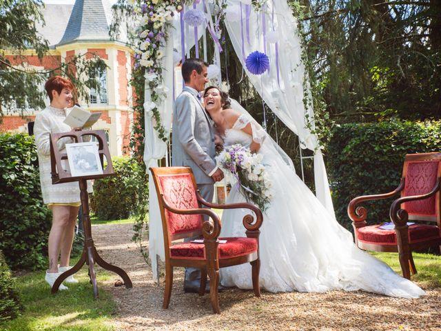 Le mariage de Romain et Barbara à Flée, Sarthe 27