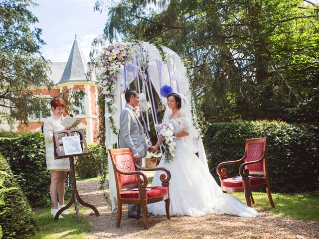 Le mariage de Romain et Barbara à Flée, Sarthe 28