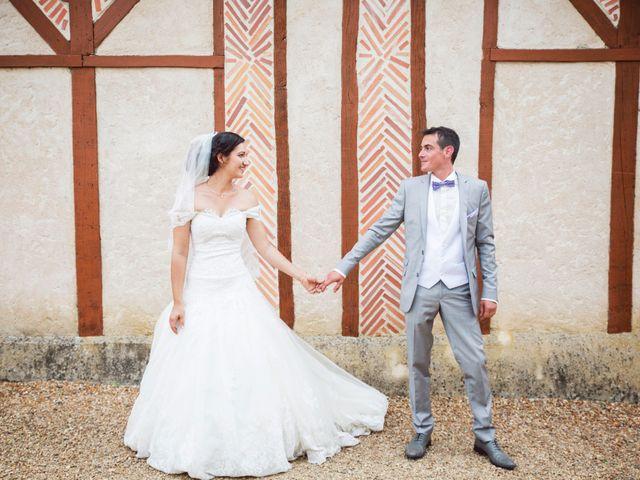 Le mariage de Barbara et Romain