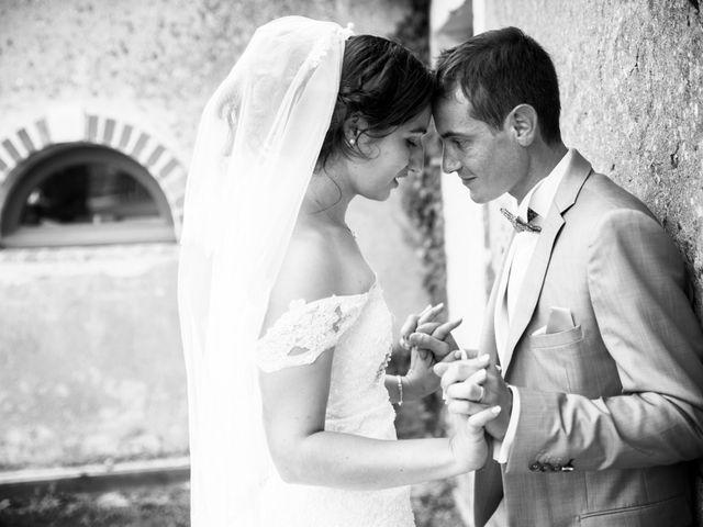 Le mariage de Romain et Barbara à Flée, Sarthe 38