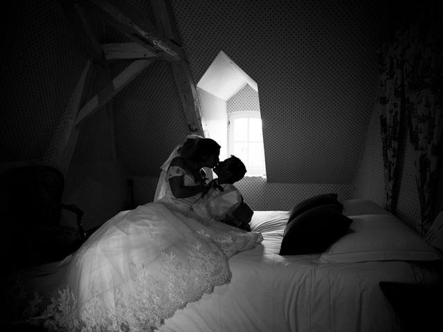 Le mariage de Romain et Barbara à Flée, Sarthe 41
